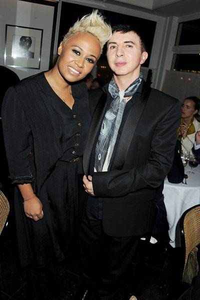 Emeli Sandé and Marc Almond