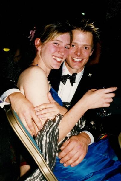 Ann Dunbar and Peter Crawford