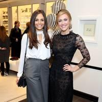 Olivia Wayne and Camilla Kerslake