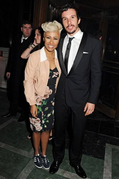 Emeli Sandé and Adam Gouraguine