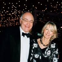 Michael Howard and Mrs Michael Howard