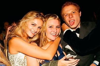 Nicole Schlosser, Jenny Judd and Benny Schnabel