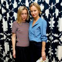 Zoe Kuipers and Martha Ward