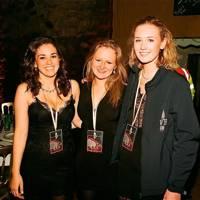 Sophie Anim, Antonia Williams and Rose Eastwood