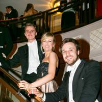 Thomas Burgess, Marie Kenyon and Matthew de La Hey
