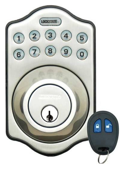 Remote door opener