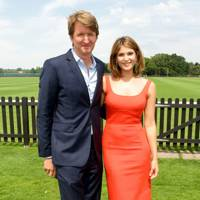 Tom Hooper and Gemma Arterton