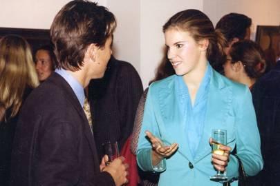 Michael Bond and Alexandra Aitken