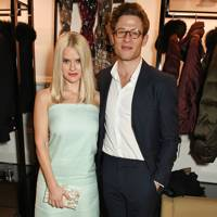 Alice Eve and James Norton