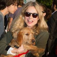 Maryam D'Abo and Winston