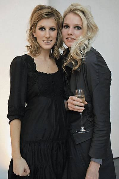 Susanna Warren and Georgina Huddart
