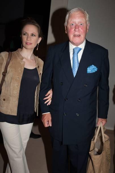 Rosanna Le May and Sir Benjamin Slade