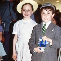 Nicola Enticknap and Jonathan Enticknap