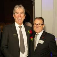 Michael Ward and Ben Hughes