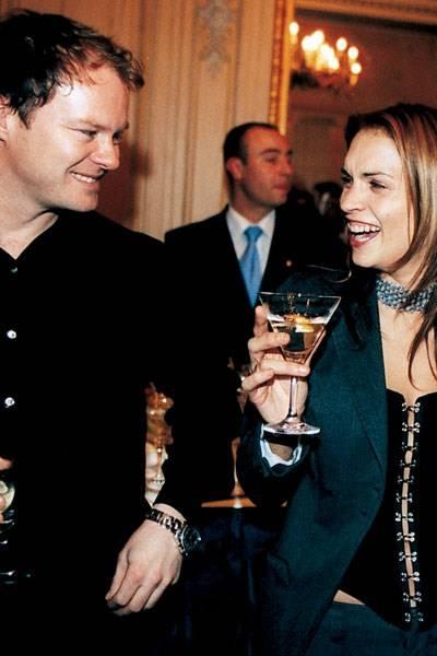 Stuart Lucas and Chloe Bailey