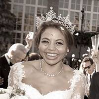 The Marchioness of Bath's wedding tiara