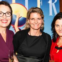 Erika Schuele-Grosso, Andrea Gnagi and Claudia Reichenberger