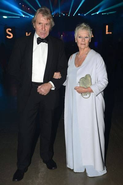 Michael Leonard Williams and Dame Judi Dench