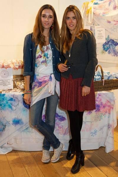 Sophia Rogge and Jessica Naylor-Leyland
