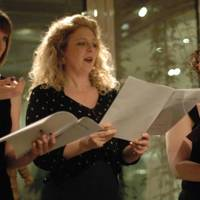 Helen-Jane Howells, Sophie Daneman and Caroline Sartin-Smith