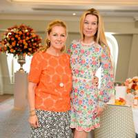 Amanda Kyme and Pippa Vosper