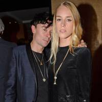 Robbie Furze and Mary Charteris