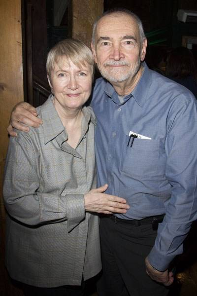 Jane Wilson and Michael G Wilson