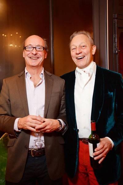 Ian Henderson and Claud Cecil Gurney