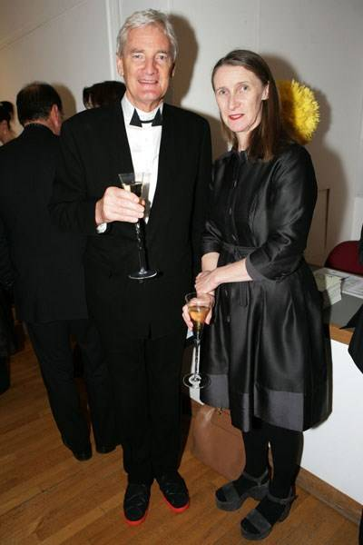 Sir James Dyson and Orla Kiely