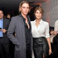 Jamie Campbell Bower and Gemma Arterton