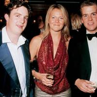 Viscount Clanfield, Alison Poole and William Duckworth-Chad