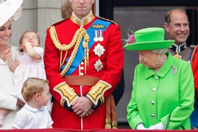 Prince George's name for the Queen