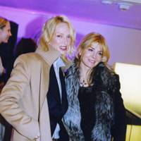Uma Thurman and Natasha Richardson