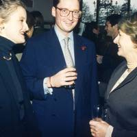 Rose Nugent, Toppo Todhunter and Mrs Michael Todhunter