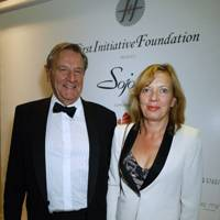 Mike Gooley and Fiona Gooley