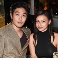 Tomo Kutata and Leah Weller