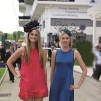 Bryony Daniels and the Hon Louisa Lopes