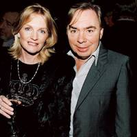 Lady Lloyd-Webber and Lord Lloyd-Webber
