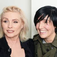 Debbie Harry and Sharleen Spiteri