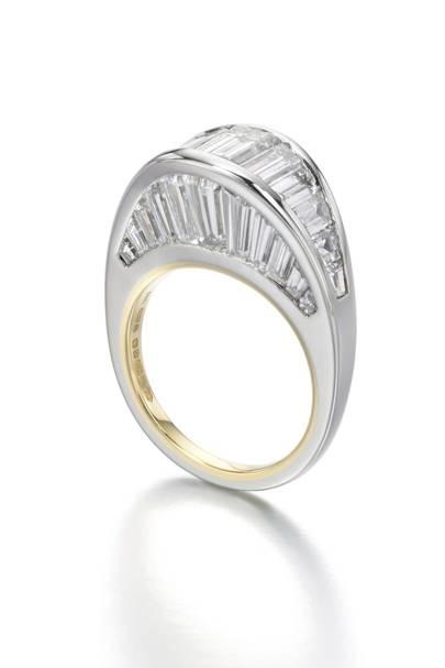 Diamond ring, POA, Jessica McCormack