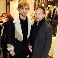 Christopher De Vos and Peter Pilotto