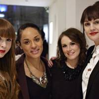 Siobhan Bailey Turner, Jessica Thompson, Emma Betton and Teresa Tarmey