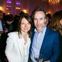 Jane Wareing and Marcus Wareing