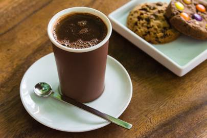 Never Again Will Hot Chocolate Be An Out Of The Packet Affair For London S Best Chocolatiers And Cafés Season Drinks Is A Gourmet Event
