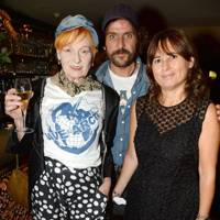 Vivienne Westwood, Andreas Kronthaler and Alexandra Shulman
