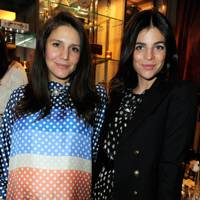 Margherita Missoni and Julia Restoin Roitfeld