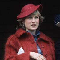 Diana, Princess of Wales (pregnant with William) in 1982