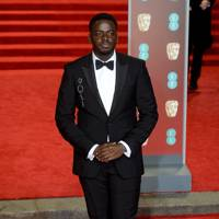 Daniel Kaluuya in Burberry