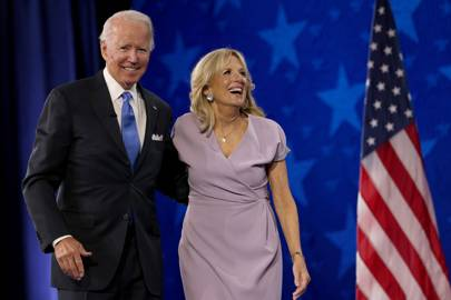 Who Is Dr Jill Biden The New First Lady Of The United States Tatler