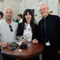 Lee Holmes, Helen Seamons and Gordon Richardson